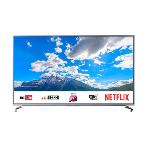 "TV SHARP(55"" LED 4K ULTRA HD SMART  )"