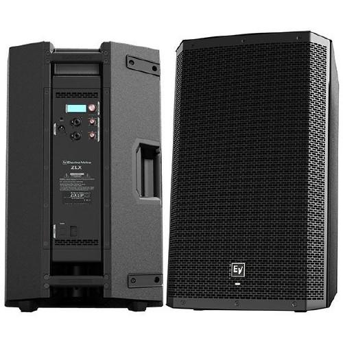 COLUNA ACTIVA 2 VIAS ELECTRO-VOICE ZLX-12P(1000 W)