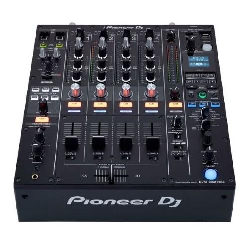 MESA MISTURADORA DIGITAL PIONEER PRO-DJ  4 CANAIS