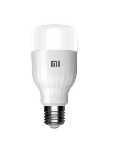 LÂMPADA INTELIGENTE LED BRANCA E COLORIDA XIAOMI