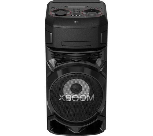 COLUNA LG XBOOM ON5 (BLUETOOTH + USB + MP3 +FM+ KARAOKÊ)