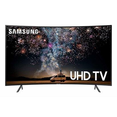 """TV SAMSUNG (65"""" 4K ULTRA HD SMART CURVA)"""