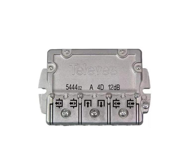 """REPARTIDOR INTERIOR (5-2400MHZ) 4D """"EASY"""" 12"""