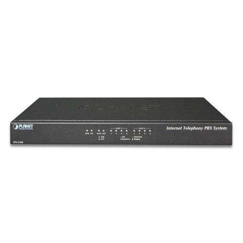CENTRAL TELFÓNICA PBX IP P/100 UTILIZADORES COM 2 EXPANSÕES PCI
